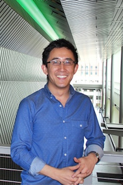 Photo of Gabriel Kwong
