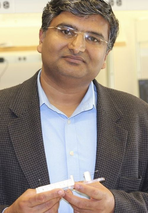Photo of Jayadev Desai