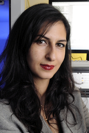 Photo of Nazanin Bassiri-Gharb